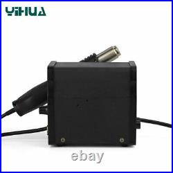 700W Soldering Iron Station Rework Kit Variable Stand Temperature Digital LED