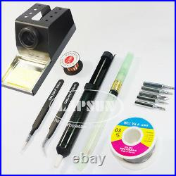 936 220V 240V 60W Electronic Soldering Iron SMD Station Constant Temperature NEW