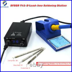 951 Constant Temperature Soldering Station T12 Lead-free Soldering Station