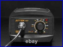 ATTEN 50W AT-937 Adjustable Soldering Station with Soldering Iron (UK Plug)