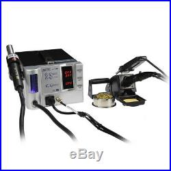 Aoyue 738H 5 in 1 Digital Soldering Iron & Hot Air Station Complete Kit- 110