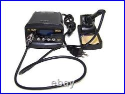 Atten 980d Soldering Iron Rework Station Thermo Control Ant-static LCD Display