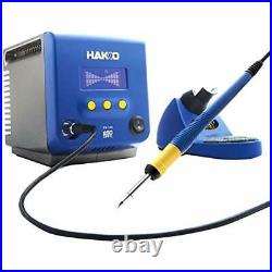 HAKKO FX-100 IH Soldering Iron Soldering Station AC100V EMS with Tracking NEW