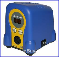 Hakko FX888D-23BY Digital Soldering Station Includes FX-8801 Iron, T18-D16 Tip