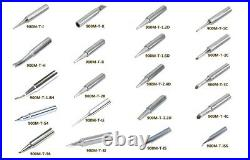 New YIHUA Lead-free Replacement Soldering Iron Tip For 936 937 Solder Station AU
