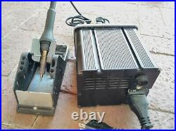 PACE ST 45 SensaTemp Variable Temp SOLDERING CONTROLLER STATION w IRON and STAND