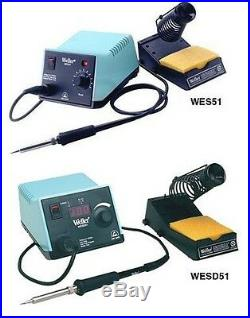 (PACK OF 2) WELLER PES51 Soldering Iron for the WES51 Stations SPECIAL