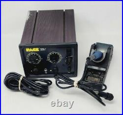 Pace MBT 201 Soldering Desoldering Station with PS-90 Soldering Iron And Stand