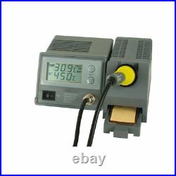 Professional Solder Station 48W LCD Display Iron Soldering Kit Set Variable Temp