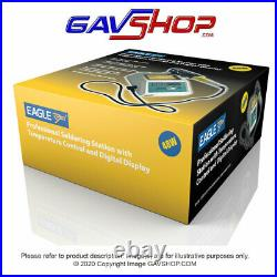 Professional Soldering Station with Temperature Control and Digital Display