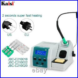 SUGON T26 2S Welding Solder Rework Soldering Iron Station With 3 pc JBC Tips