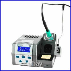 SUGON-T26D 2S Soldering station, with 3 PCS fast heating original jbc-c210 tips