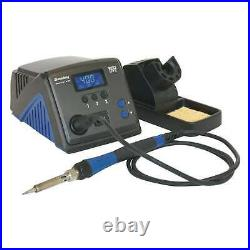 Sealey Soldering Station 80W 10 Seconds heat up Large LCD Auto shutdown ST80