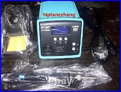 Soldering Iron Station 90W 100-500C AC220V Fast Heating-up Sleep Mode AT-90DH