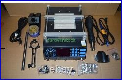 Soldering Iron Station, Hot Air & and Preheating Station