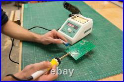 Soldering Station 48W Variable Temperature 150-480°C Digital Display Electrical