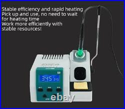 Soldering Station Iron Kits Lead Free Rapid Power Heating System LED Display