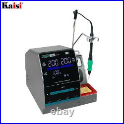 T36 Lead-free 1S Rapid Heating Soldering Iron Station Repair Station 110V 220V
