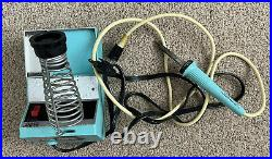 WELLER Soldering Station WTCP-N with TC202 Power Supply & TC201 Solder Iron Pencil