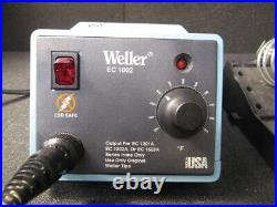 Weller EC1002 Soldering Station Power Unit with EC1302A Iron & Tool Stand
