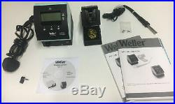 Weller WD1 Solder Station Full Set (Incl. Stand + Tips + Manual and Software)