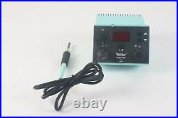 Weller WSD 161 Soldering Station Power Unit with Soldering Iron Fair Condition