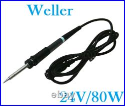 Weller WSP80 soldering Station Iron Pencil Handle WD1 WP80 WSP80 24V/80W WSD81