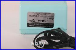 Weller WTCPT Temperature Controlled Soldering Station With TC201T Iron and Holder
