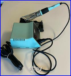 Weller soldering station PU120T, iron TC201T & stand Tested functional
