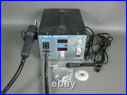 X-Tronic Series 4000 #4040 SMD SMT Hot Air Rework Soldering Iron Solder Station